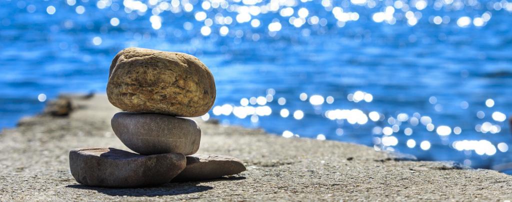 pierre equilibre