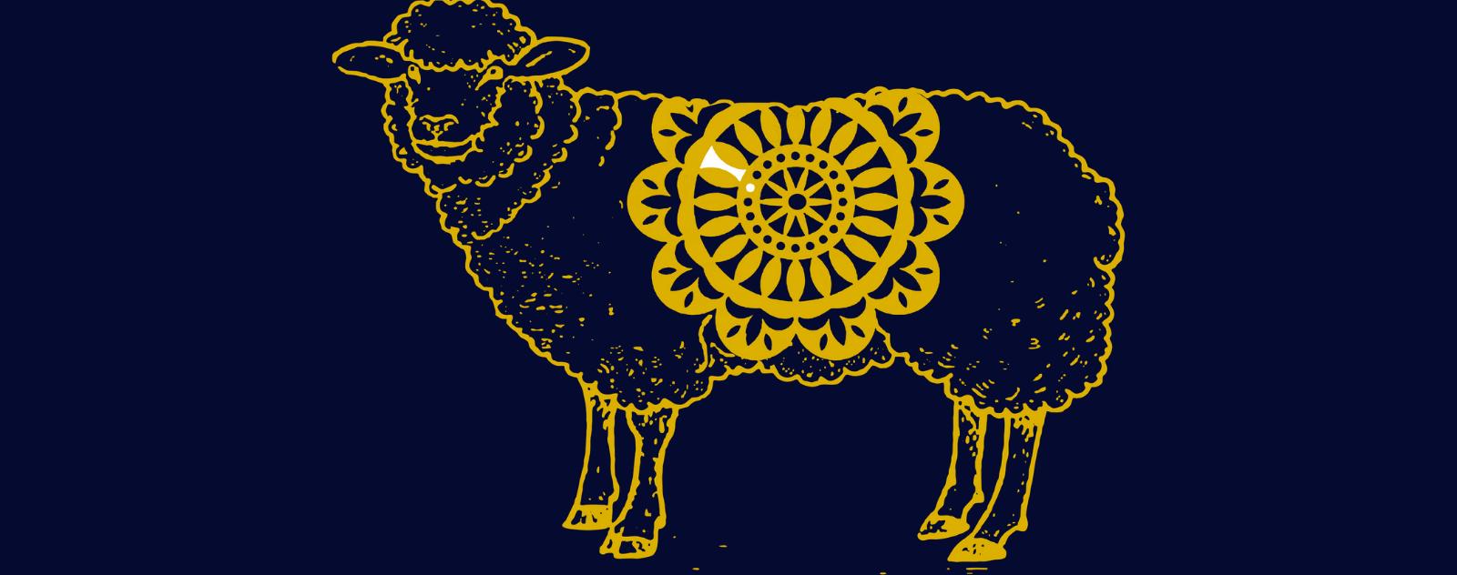 Animal Totem du Mouton
